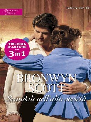 cover image of Scandali nell'alta società