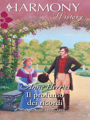 cover image of Il profumo dei ricordi