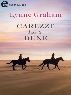 cover image of Carezze fra le dune