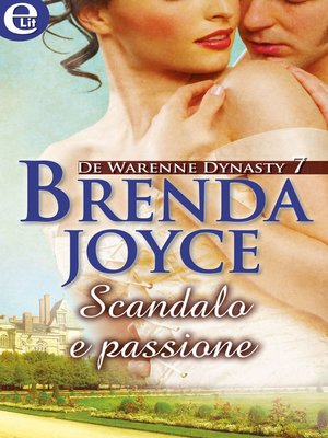 cover image of Scandalo e passione
