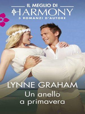 cover image of Un anello a primavera