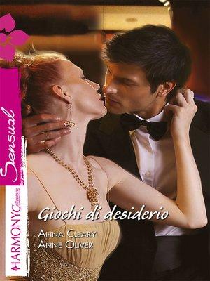 cover image of Giochi di desiderio