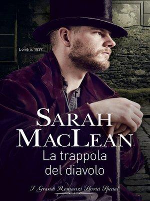cover image of La trappola del diavolo