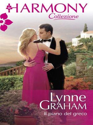 cover image of Il piano del greco