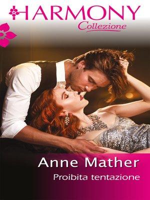 cover image of Proibita tentazione