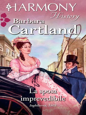 cover image of La sposa imprevedibile