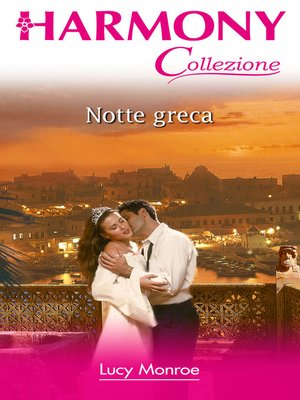 cover image of Notte greca