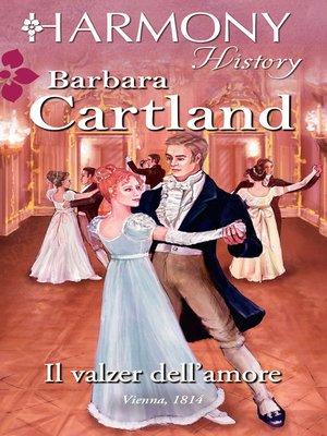 cover image of Il valzer dell'amore