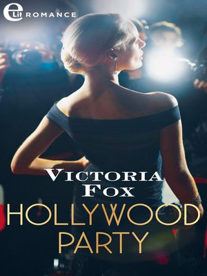 cover image of Hollywood party