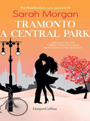 cover image of Tramonto a Central Park