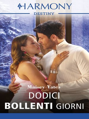 cover image of Dodici bollenti giorni