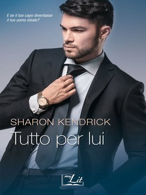 cover image of Tutto per lui