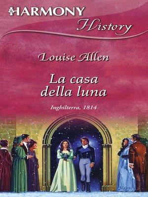 cover image of La casa della luna