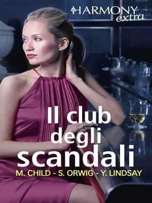 cover image of Il club degli scandali