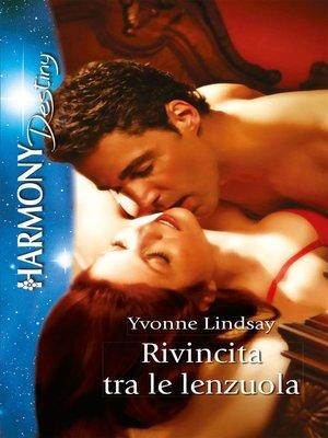 cover image of Rivincita tra le lenzuola