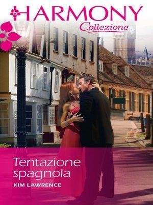 cover image of Tentazione spagnola