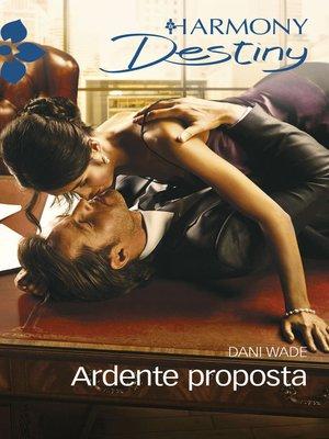 cover image of Ardente proposta