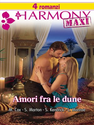 cover image of Amori fra le dune