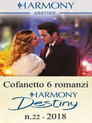 cover image of Cofanetto 6 Harmony Destiny n.22/2018