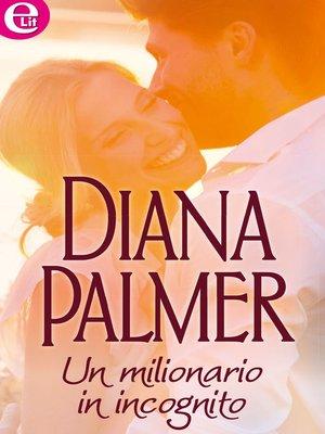 cover image of Un milionario in incognito