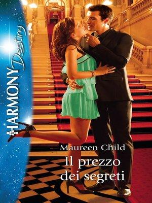 cover image of Il prezzo dei segreti