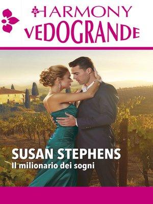 cover image of Il milionario del sogni