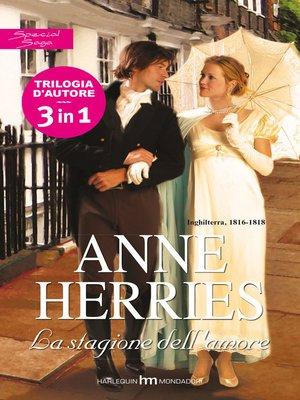 cover image of La stagione dell'amore