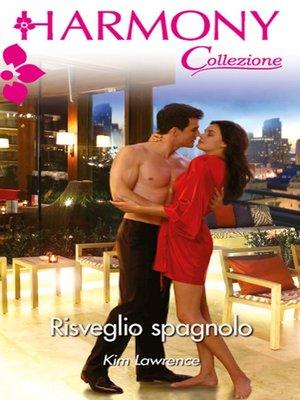 cover image of Risveglio spagnolo