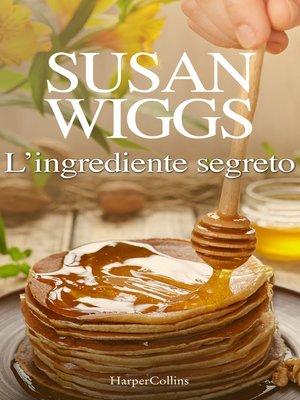 cover image of L'ingrediente segreto