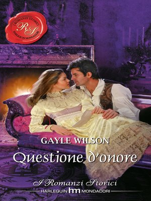 cover image of Questione d'onore