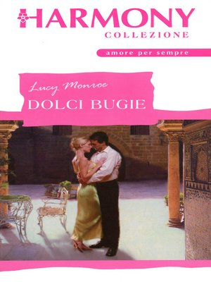 cover image of Dolci bugie