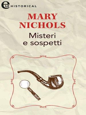 cover image of Misteri e sospetti