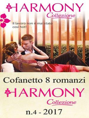 cover image of Cofanetto 8 romanzi Harmony Collezione-4