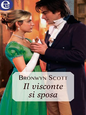cover image of Il visconte si sposa