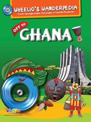 cover image of Wheelio's Wanderpedia: Ghana