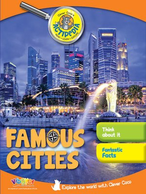 cover image of Famous Cities