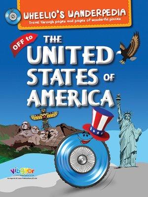cover image of Wheelio's Wanderpedia: The United States of America