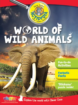 cover image of World of Wild Animals