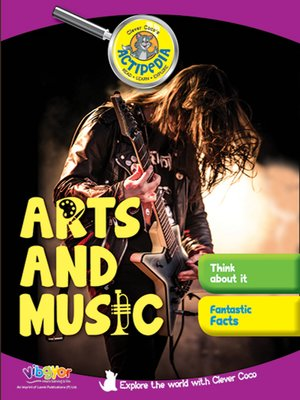 cover image of Arts and Music