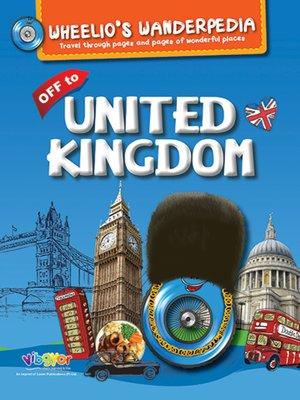 cover image of Wheelio's Wanderpedia: United Kingdom