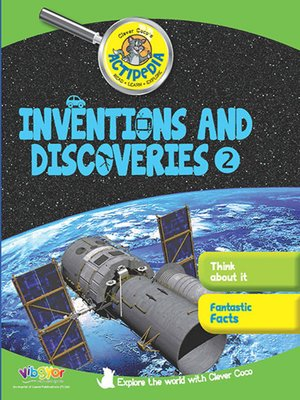 cover image of Inventions and Discoveries, Volume 2