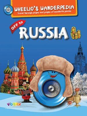 cover image of Wheelio's Wanderpedia: Russia