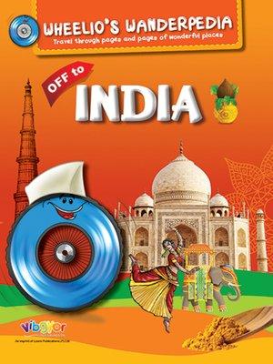 cover image of Wheelio's Wanderpedia: India
