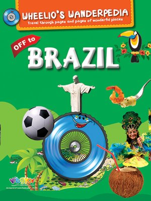 cover image of Wheelio's Wanderpedia: Brazil