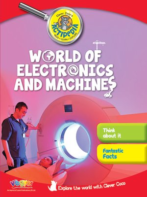 cover image of World of Electronics and Machines