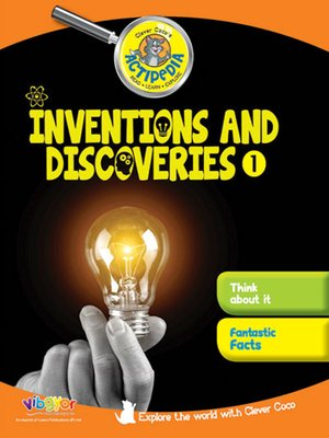 cover image of Inventions and Discoveries, Volume 1
