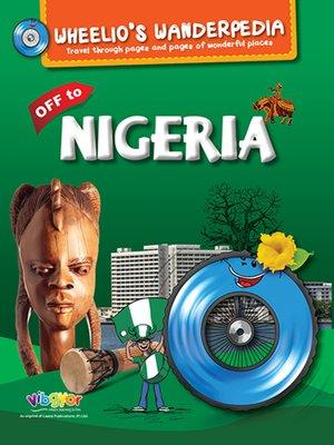 cover image of Wheelio's Wanderpedia: Nigeria