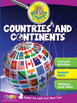 cover image of Countries and Continents