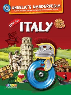 cover image of Wheelio's Wanderpedia: Italy