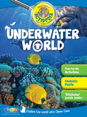 cover image of Underwater World